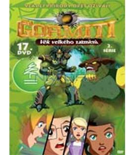 GORMITI – 17. DVD (GORMITI)