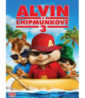 Alvin a Chipmunkové 3 (Alvin and the Chipmunks: Chip-Wrecked) DVD