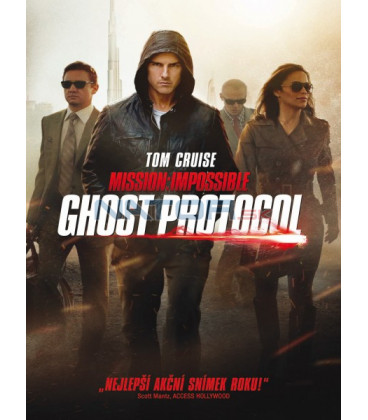 Mission: Impossible IV. (Mission: Impossible - Ghost Protocol)