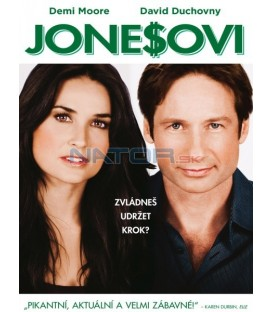 Jonesovi   (The Joneses)