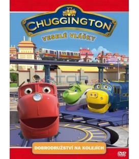 Chuggington – Veselé vláčky  Dobrodružství na kolejích / Chuggington / 2011
