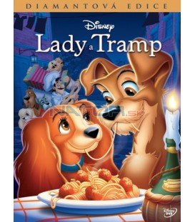 Lady a Tramp (Lady and the Tramp) DVD