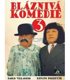Bláznivá komedie 3 (Le comiche 3)