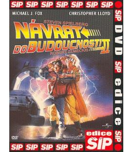 Návrat do budoucnosti II (Back to the Future Part II) DVD