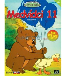 MEDVÍDCI 11 DVD