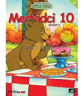 MEDVÍDCI 10 DVD