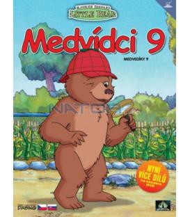 MEDVÍDCI 9 DVD