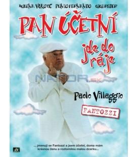 PAN ÚČETNÍ JDE DO RÁJE   (FANTOZZI IN PARADISO) DVD
