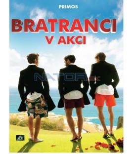 BRATRANCI V AKCI (PRIMOS) DVD