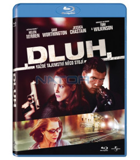 Dluh (The Debt) 2010 Blu - Ray