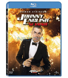 Johnny English se vrací (Johnny English Reborn) Blu-ray