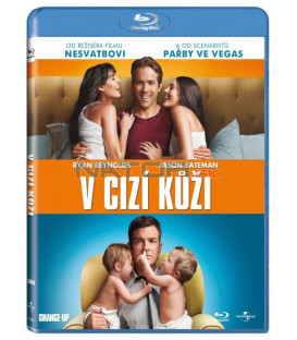 V cizí kůži ( The Change-Up ) 2011 Blu - Ray