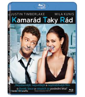 Kamarád taky rád / Ide len o sex / ( Friends with Benefits) Blu - Ray