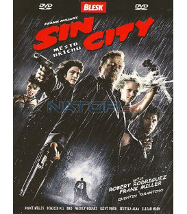 Sin City: Mesto Hriechu (Sin City) DVD