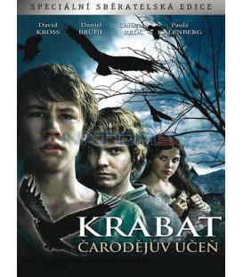 KRABAT čarodějův učeň ( Krabat) DVD
