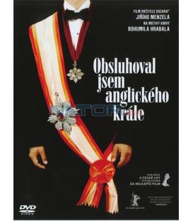 Obsluhoval jsem Anglického Krále DVD