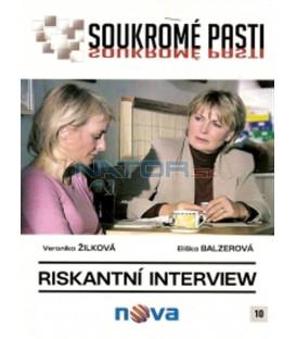 Soukromé pasti 10. - Riskantní interview DVD