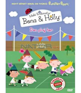 Malé království Bena & Holly - Den plný her a další příběhy (Ben & Holly´s Little Kingdom)