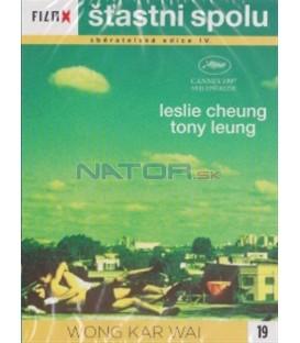 Šťastni spolu (Cheun gwong tsa sit) DVD