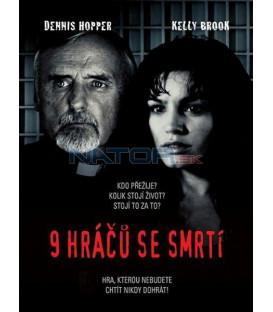 9 HRÁČŮ SE SMRTÍ  (HOUSE OF 9) DVD