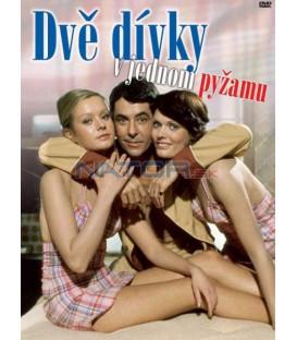 Dvě dívky v jednom pyžamu (Deux grandes filles dans un pyjama) DVD
