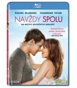 NAVŽDY SPOLU (The Vow)- Blu-ray