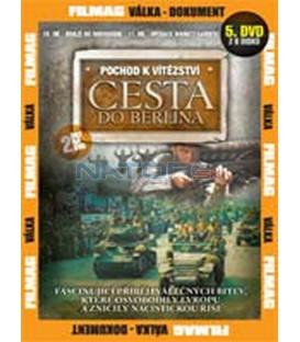 Pochod k vítězství - Cesta do Berlína 5. DVD (March to Victory: Road to Berlin)