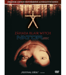 Záhada Blair Witch (The Blair Witch Project) DVD