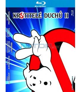 Krotitelé duchů II (Ghostbusters II) - EDICE 30. VÝROČÍ Mastered in 4K Blu-ray