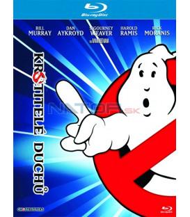 Krotitelé duchů (Ghostbusters) - EDICE 30. VÝROČÍ Mastered in 4K Blu-ray