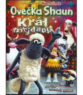Ovečka Shaun:Král mejdanů DVD