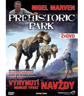 Prehistoric park (Prehistoric Park) 2xDVD