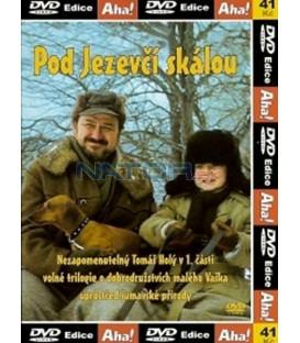 Filmy s Tomášem Holým - kolekce 3 DVD - Pod jezevčí skálou, Na pytlácké stezce, Za trnkovým keřem