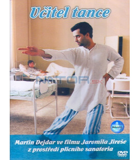 Učitel tance DVD