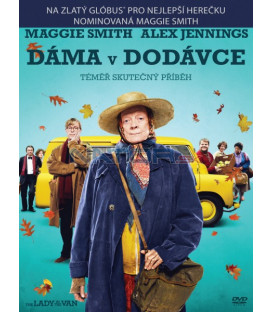 Dáma v dodávce (The Lady in the Van) DVD