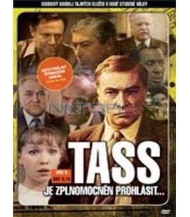 TASS je zplnomocněn prohlásit... – 5. DVD