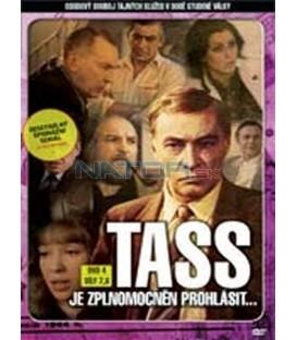 TASS je zplnomocněn prohlásit... – 4. DVD