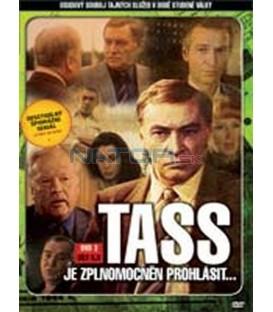 TASS je zplnomocněn prohlásit... – 3. DVD