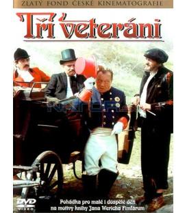 Tři veteráni DVD