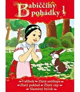 Babiččiny pohádky 1 (Grandmother´s Tales) DVD