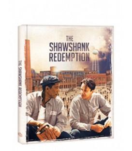 Vykoupení z věznice Shawshank (Shawshank Redemption) - mediabook - limitovaná edice Blu-ray
