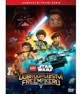 Lego Star Wars: Dobrodružství Freemakerů 1. série 2DVD (Lego Star Wars: The Freemaker Adventures) DVD