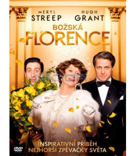 Božská Florence (Florence Foster Jenkins) DVD