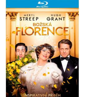 Božská Florence (Florence Foster Jenkins) Blu-ray