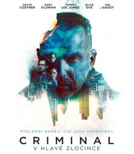 Criminal: V hlavě zločince (Criminal) DVD