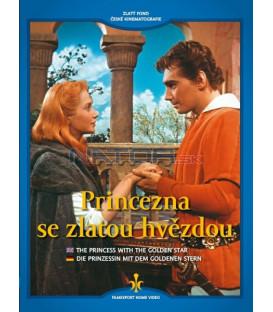 Princezna se zlatou hvězdou DVD