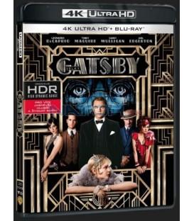VELKÝ GATSBY (The Great Gatsby) UHD+BD - 2 x Blu-ray