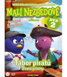 Malí Nezbedové 2 DVD (Backyardigans)