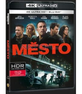 Město (The Town) UHD+BD - 2 x Blu-ray