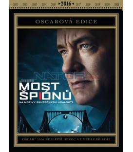 Most špiónů (Bridge of Spies) DVD Oscar edice (o-ring)